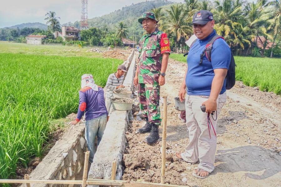Peninjauan Penerima BSPS Bantuan Stimulan Perumahan Swadaya